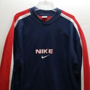 VINTAGE NIKE MEN'S LONG SLEEVE SWEATSHIRT